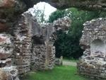 Roman Ruins at Ravenglass