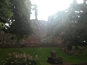 Egremont Castle Walls