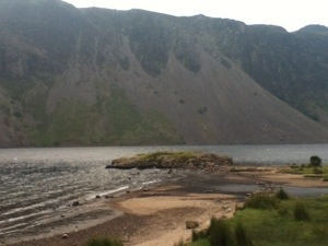 Wast Water from Car
