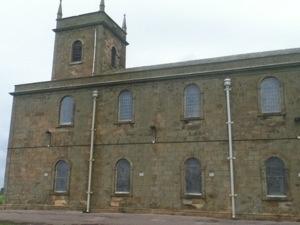 St. Bridgets Church at Moresby