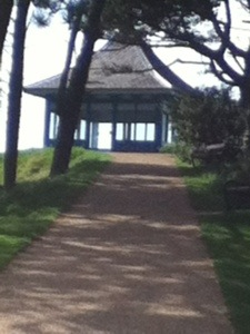 Silloth Band Stand