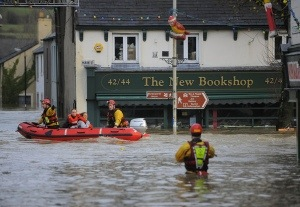 Cockermouth Floods
