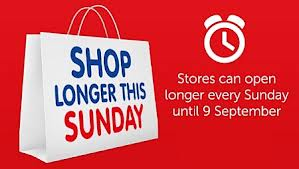 Shop Longer Sunday