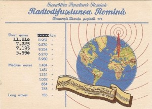 QSL Card from Romania