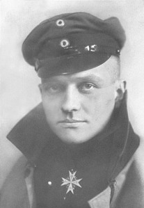 The Red Baron - Manfred Von Richthofen