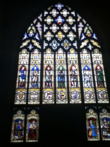 St Laurence's Church Window