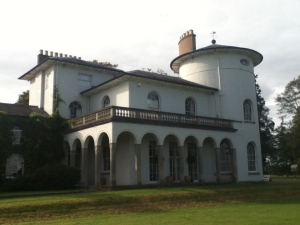 Cronkhill villa