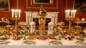 Regency Dining, Attingham style
