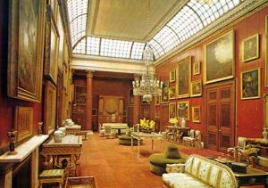 The Gallery room at Attingham