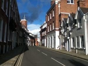 Sunny Shrewsbury