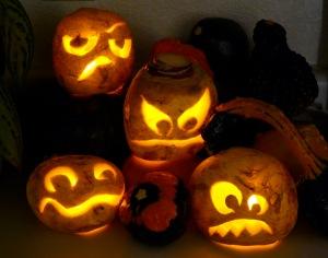 Turnip lanterns