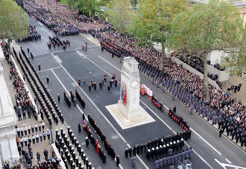 Armistice Day - Remembrance Sunday (4/6)