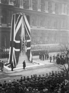 Cenotaph unveiling