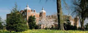 A beautiful Country House which was nce the residence of Queen Elizabeth I
