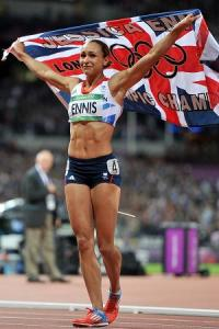 Jessica Ennis Crying