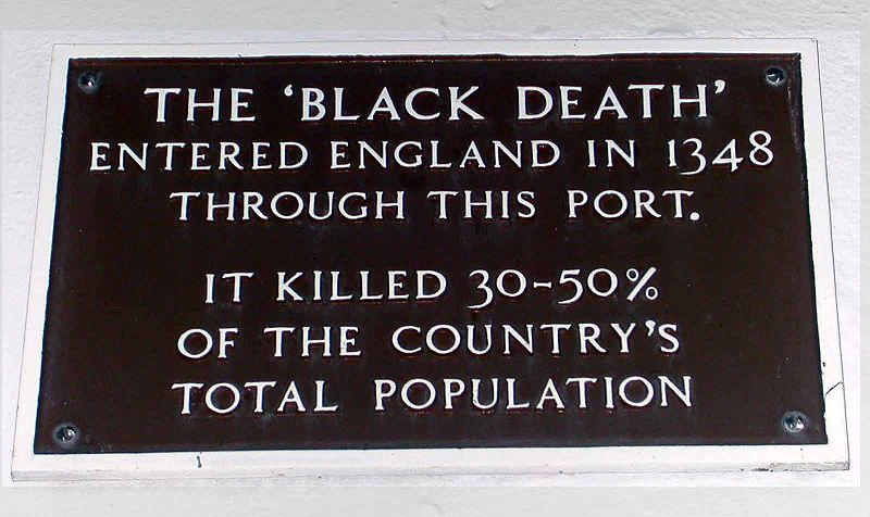 Plague victims discovered in London and The Black Death (3/6)