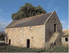 Traditional Borders farmhouse