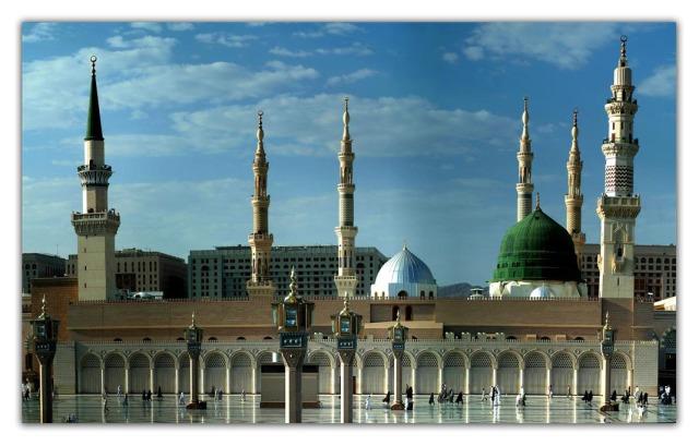 The Masjid-al-Nabazwi