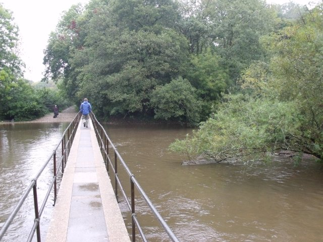 The Ford at Moreton