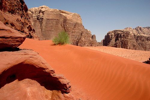 Beautiful Wadi Rum