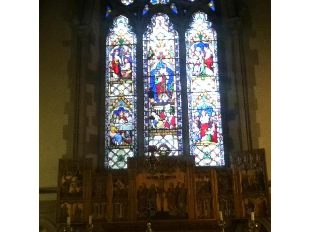 All Saints Church Altar