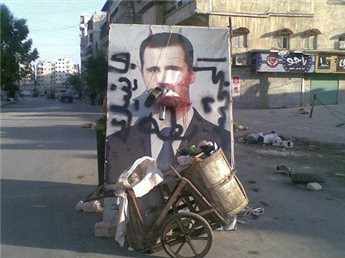 Bashar Assad War Criminal