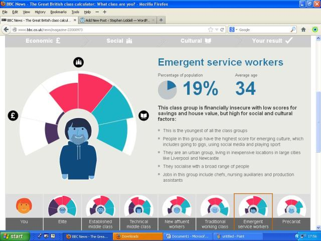 Emergent Service Workers