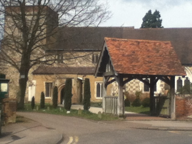 St Lawrences Church Abbots Langley