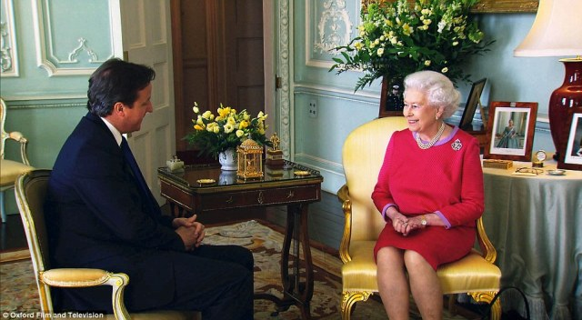 PM and the Queen