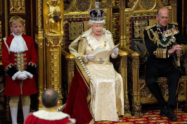 The Throne Speech