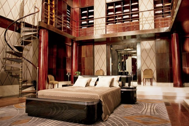 Gatsby Bedroom