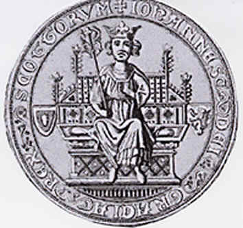The Seal of King John