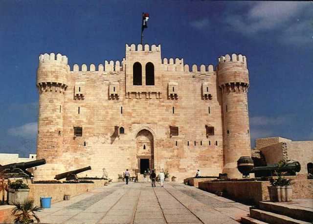 Qaitbegs Castle