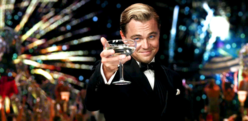 Going To The Cinema Alone.... Specifically For The Great Gatsby (2013 film) (1/6)
