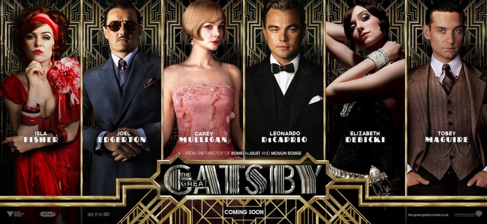 Going To The Cinema Alone.... Specifically For The Great Gatsby (2013 film) (3/6)