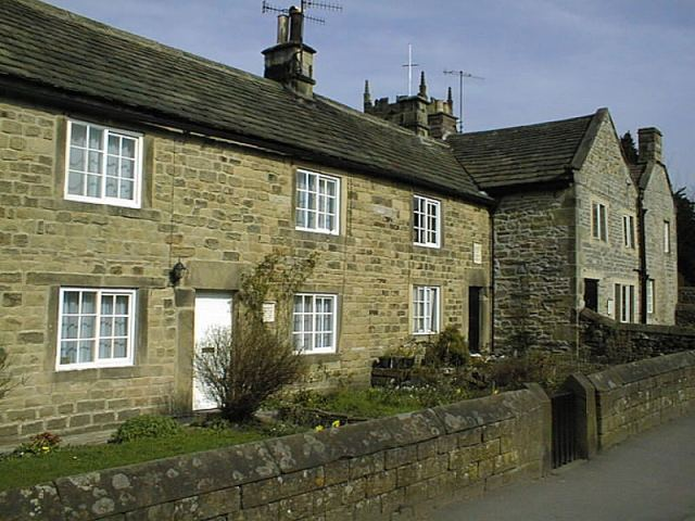 Eyam Derbyshire Plague Cottages