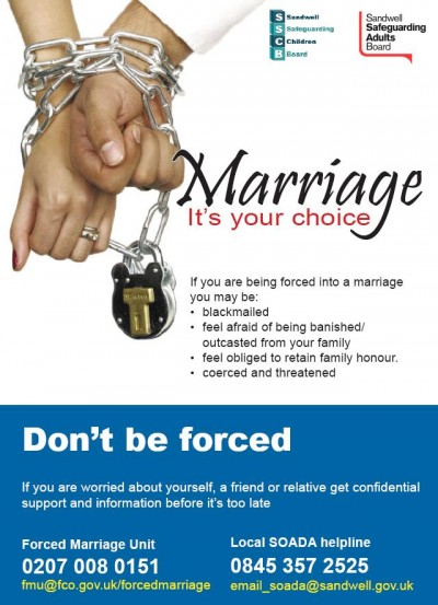 Forced Marriage Awareness