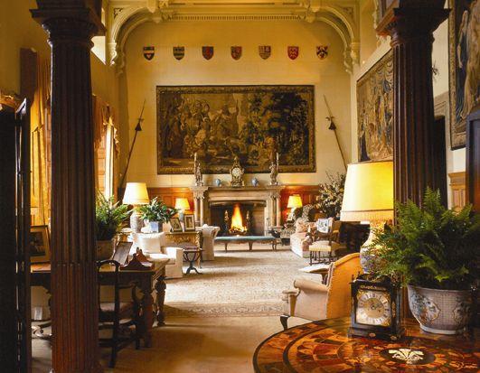 A reigny visit to sandringham house stephen liddell for British house interior
