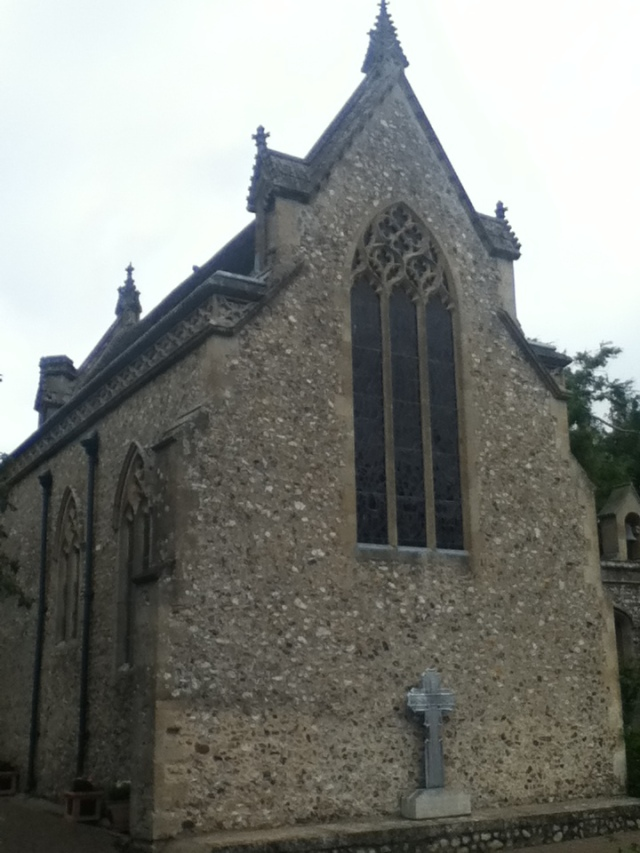 Slipper Chapel