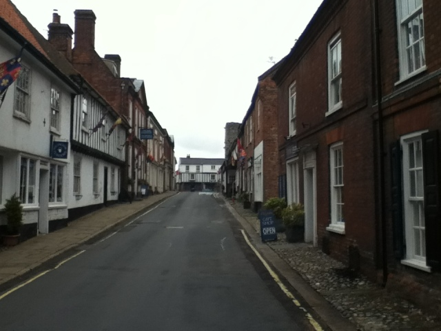 Walsingham High Street