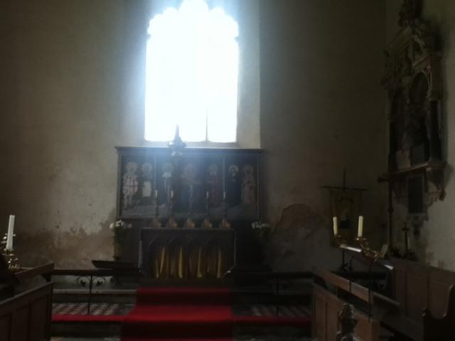Poor church