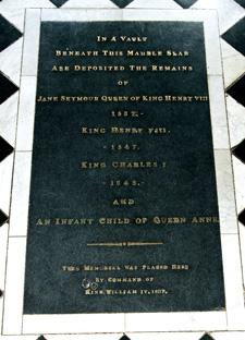 Henry VIII Tomb