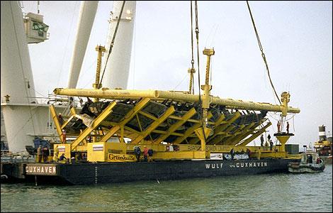 Mary Rose Barge