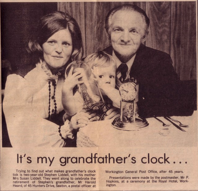 My Grand Fathers Clock