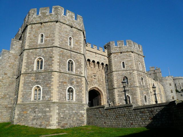 Windsor Castle HenryVIIIGate