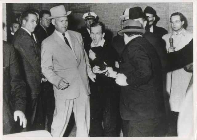 Assassination of Lee Harvey Oswald