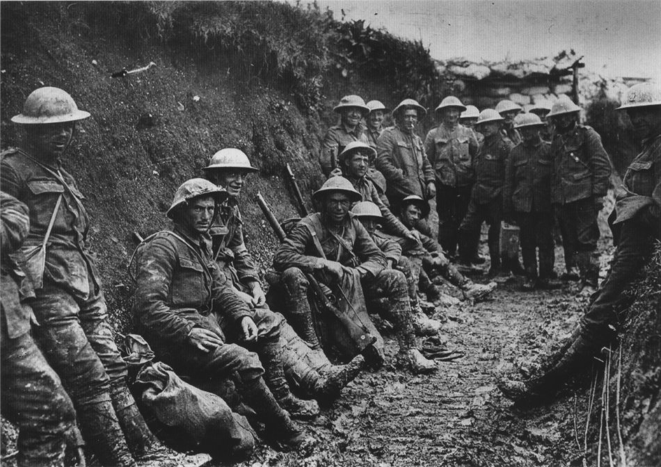 Poetry from the Trenches (2/5)
