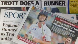 Trott Headlines