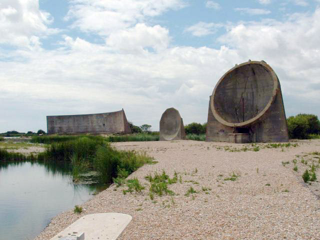 Dengeness Acoustic Mirrors