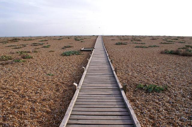 Dungeness Boardwalk